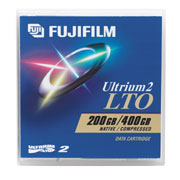 FUJI FILM LTO  Ultrium-2  200GB/400GB 26220001