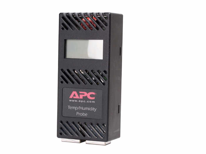 AMERICAN POWER CONVERSION Temperature & Humidity Sensor w/Display AP9520TH