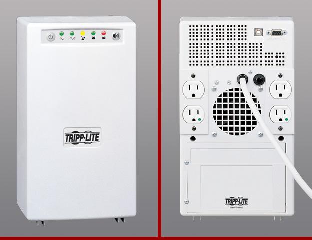 TRIPP LITE 700VA intelligent line interactive UPS SMART700HG