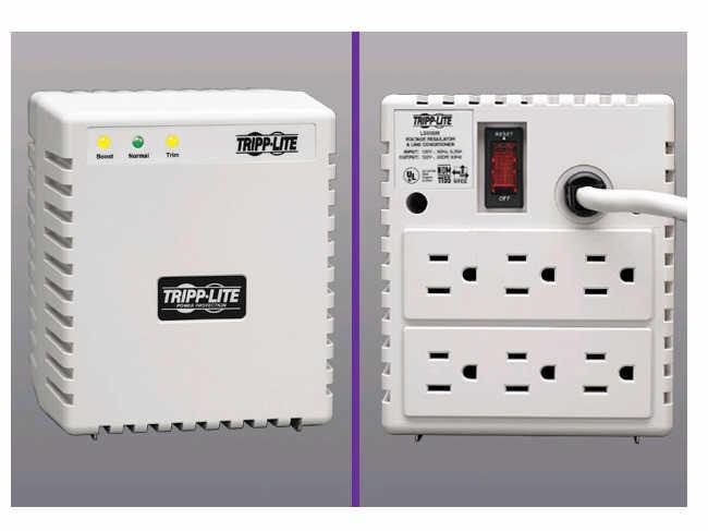 TRIPP LITE Lite Line Conditioner 600 Watt AC 120 V LS606M