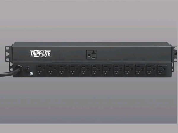 TRIPP LITE Power distribution strip rack AC 120 V PDU1220