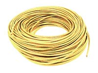 BELKIN COMPONENTS CAT5e bulk Solid Cable 1000 ft yellow A7L504-1000-YLW