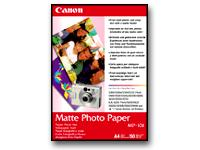 CANON Matte Photo Paper 4 x6 in 7981A014