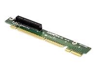 Supermicro computer Inc. RISER CARD 1U PCI-XE TO PCI-E STANDARD CSE-RR1U-EL