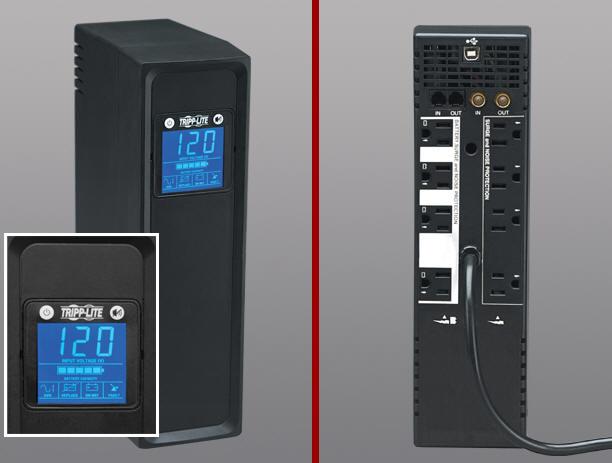 TRIPP LITE SMART PRO LCD UPS 1000VA 120 SMART1000LCD SYN9069