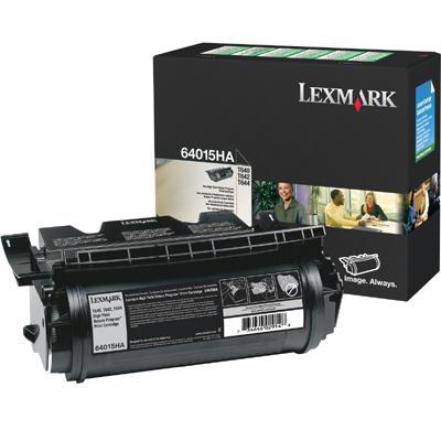 Lexmark International T64x Hi Yld Return Print Cartr 64015HA