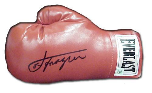 Everlast Boxing Gloves - Superstar Greetings Joe Frazier Signed Everlast Boxing Glove - (One Signed Glove) JF-SG