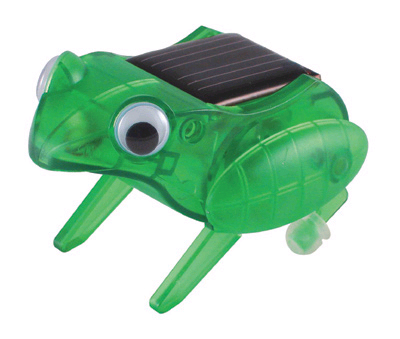 OWI OWIMSK672 HAPPY HOPPING FROG JR SCIENCE SERIES OWI032