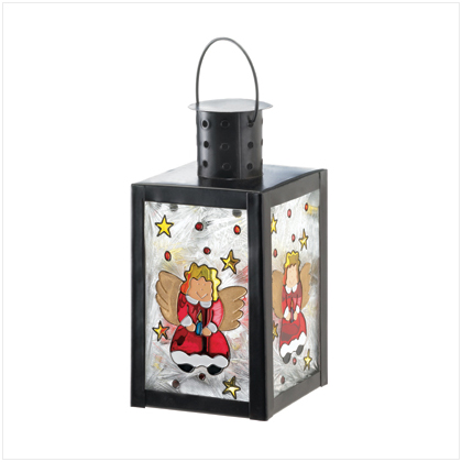 Angel Candle Lantern
