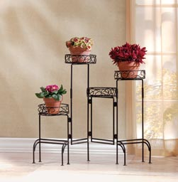 WLS Four-Tier Plant Stand Screen at Sears.com