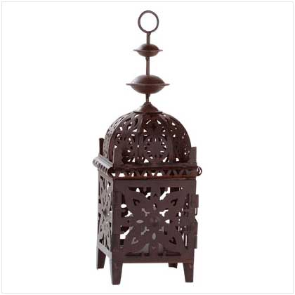SWM 31574 Moroccan Style Candle Lantern