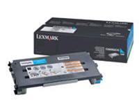 LEXMARK LEX C500 Cyan Toner Cartridge C500S2CG