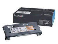 LEXMARK LEX C500 Black Toner Cartridge C500S2KG