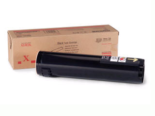 XEROX BLACK TONER CARTRIDGE  PHASER 7750 106R00652