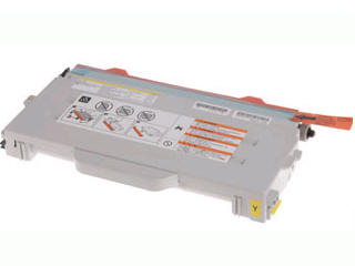 BROTHER TN04Y Yellow Toner Cartridge - 6600 Pages