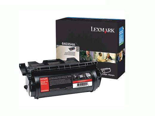 LEXMARK T64x High Yield Print Cartridge 64035HA