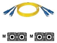 TRIPP LITE DUPLEX SINGLEMODE 8.3/125 FIBER OPTIC N356-03M SYN26252