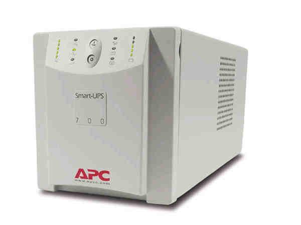 AMERICAN POWER CONVERSION Smart-UPS 700 VA Dual Input Auto sensing SU700X167