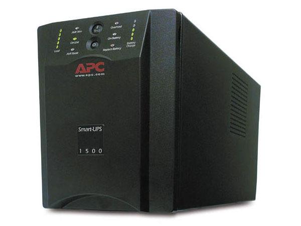 AMERICAN POWER CONVERSION Smart-UPS 150VA USB 120V Shipboard SUA1500X93