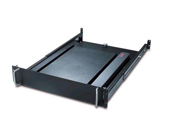 AMERICAN POWER CONVERSION 19 Rotating Keyboard Drawer/ Blk AR8127BLK