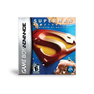 Electronic Arts Superman Returns Fortress GBA 15222