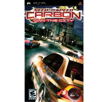 Electronics - Electronic Arts NFS Carbon Own The City PSP 15262