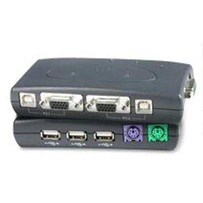 Cables To Go 2-Port VGA/USB/PS2 KVM Switch 35554