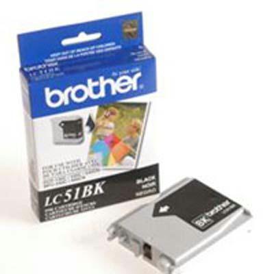 Brother International HY Black Ink MFC546cn/5860cn LC51HYBK