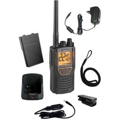 Cobra Electronics Marine VHF Radio MRHH425LIVP