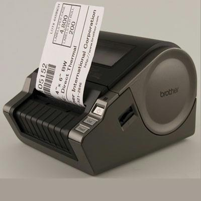 Brother International Wide Format PC Label Printer QL-1050