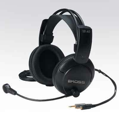 Koss 159211 Multimedia Gamer Stereophone
