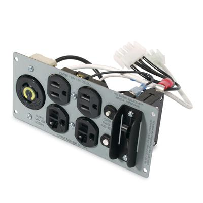American Power Conversion-APC Backplate Kit SUA2200/SUA3000