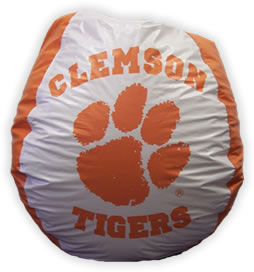 Bean Bag Boys Bean Bag Clemson Tigers BB-40-CLEMSON