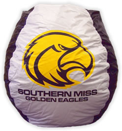 Bean Bag Boys Bean Bag Southern Miss Eagles BB-40-SMISS