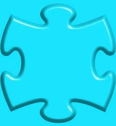 TREND ENTERPRISES INC. T-10906 PUZZLE PIECES CLASSIC ACCENTS VARIE TY PACK EDRE10586