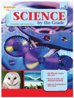 HARCOURT SCHOOL SUPPLY SV-34336 SCIENCE BY THE GR GR 5