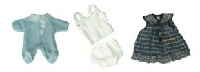 The Limited Clothing - SI MANUFACTURING LIMITED SI-M93011 GIRLS CLOTHING SETS