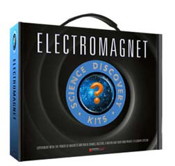 DOWLING MAGNETS DO-731102 SCIENCE SET ELECTROMAGNETIC 10 YR +