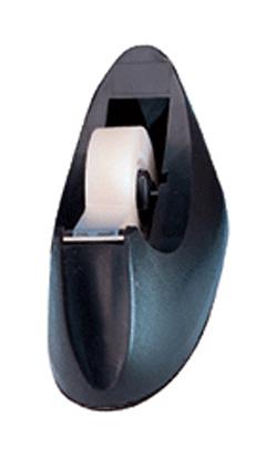 CHARLES LEONARD CHL900BK DESK TAPE DISPENSER BLACK