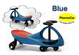 PLASMART INC PS-185970000301 PLASMACAR BLUE