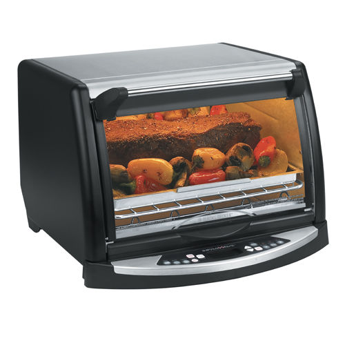 Toasters - Black And Decker FC150R Infrawave Speed Cooking Countertop Oven