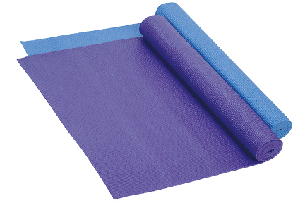 SUNNY NO. 031 24 in. x 68 in. Health and Fitness Yoga Mat