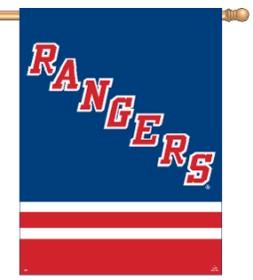New York Rangers Banner 28x40 CASY136