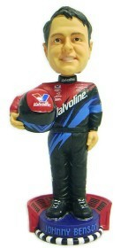 Johnny Benson #10 Forever Collectibles Bobblehead