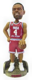 Sacramento Kings Chris Webber 2003 All-Star Uniform Forever Collectibles Bobblehead