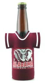 Alabama Crimson Tide Bottle Jersey Holder