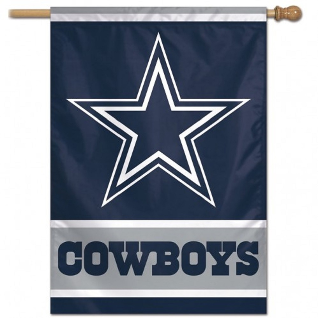 Dallas Cowboys Banner 27x37 CASY196