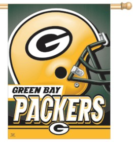 Green Bay Packers 27x37 Banner CASY197