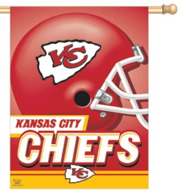 Kansas City Chiefs 27x37 Banner CASY203