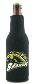 Western Suits - Western Michigan Broncos Bottle Suit Holder